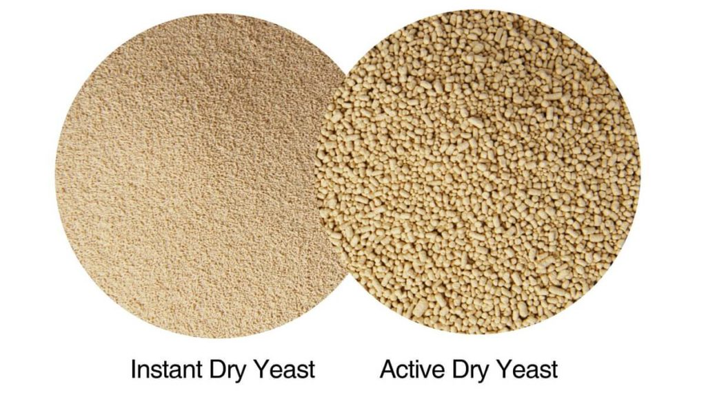 What S Dry Yeast Difference Between Active Dry Yeast And Instant Dry Yeast